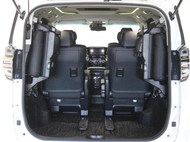 2.5Z Gエディション 新車保証継承 ワンオーナー 禁煙車 レザーシート モデリスタフルエアロ 純正SDナビ フルセグ バックカメラ ルーフイルミ セーフティセンス オットマン ETC LEDライト 両側電動スライド(49枚目)