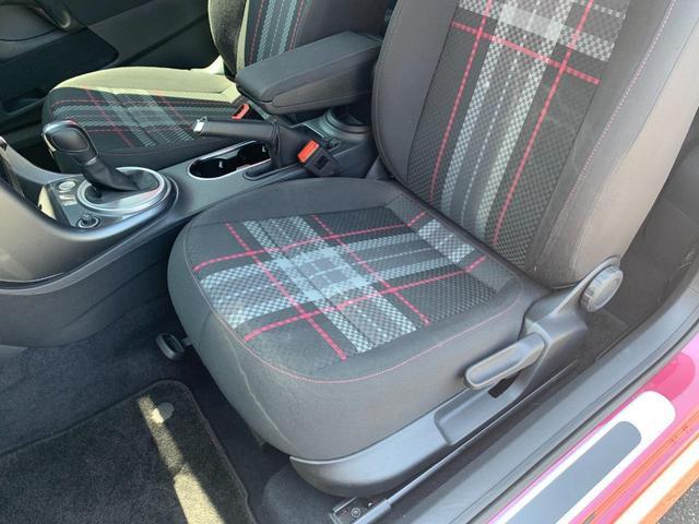 ハッシュタグピンクビートル ワンオーナー 禁煙車 ディーラー車 300台限定車 純正SDナビ フルセグ 全周囲カメラ クルーズコントロール 衝突被害軽減 BSM 社外ドライブレコーダー HIDライト オートライト 17AW(21枚目)