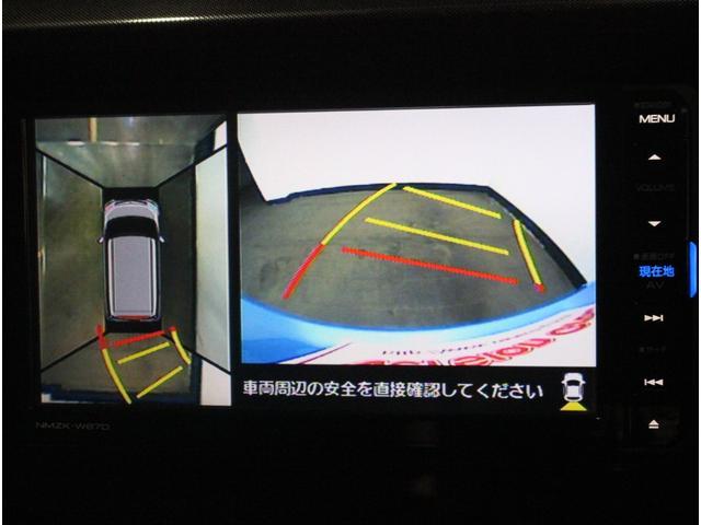 G スマートアシスト 全国3年保証付 純正メモリーナビ フルセグ 全周囲カメラ レーダークルコン クリアランスソナー ヒルアシスト 衝突被害軽減 シートヒーター ETC LEDライト オートライト 両側電動スライドドア(17枚目)