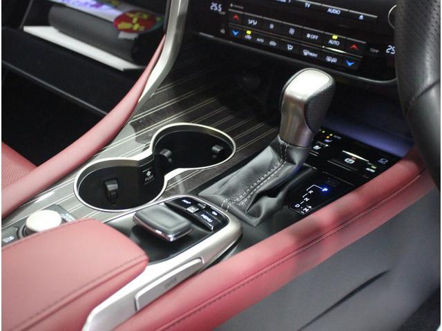 RX200t Fスポーツ 全国3年保証付 ワンオーナー 禁煙車 4WD 本革シート サンルーフ マークレビンソン 純正SDナビ フルセグ 全周囲カメラ HUD レクサスセーフティ+ クリアランスソナー 三眼LED 20AW(21枚目)