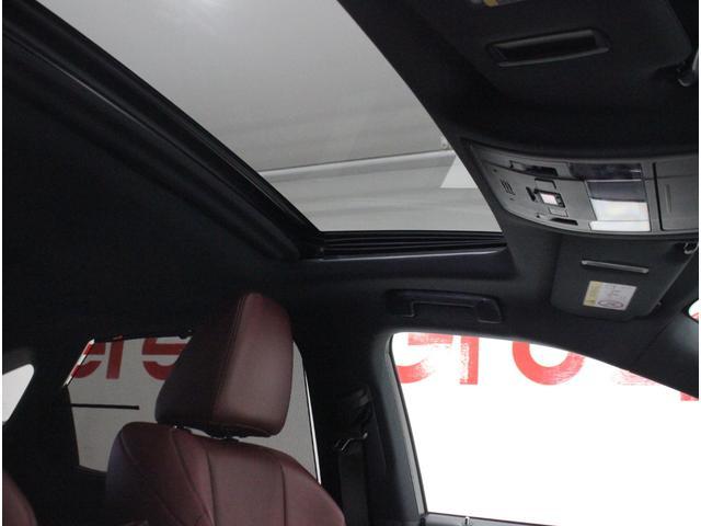 RX200t Fスポーツ 全国3年保証付 ワンオーナー 禁煙車 4WD 本革シート サンルーフ マークレビンソン 純正SDナビ フルセグ 全周囲カメラ HUD レクサスセーフティ+ クリアランスソナー 三眼LED 20AW(24枚目)