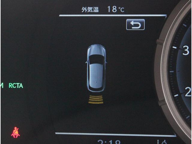 RX200t Fスポーツ 全国3年保証付 ワンオーナー 禁煙車 4WD 本革シート サンルーフ マークレビンソン 純正SDナビ フルセグ 全周囲カメラ HUD レクサスセーフティ+ クリアランスソナー 三眼LED 20AW(27枚目)