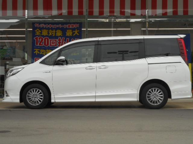 トヨタ エスクァイア ハイブリッドGi/SDナビフルセグTVBカメ両