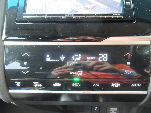 ハイブリッド・Lホンダセンシング 社外 7インチ メモリーナビ/シート ハーフレザー/ヘッドランプ LED/ETC/EBD付ABS/横滑り防止装置/アイドリングストップ/TV/エアバッグ 運転席/エアバッグ 助手席 LEDヘッドランプ(12枚目)