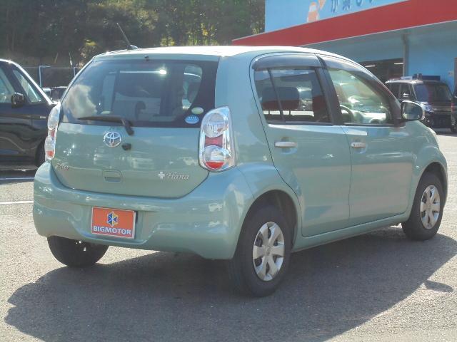 トヨタ パッソ プラスハナCパッケージ