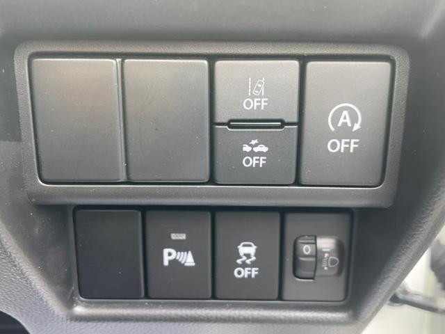 FX セーフティサポート/プッシュスタート/EBD付ABS/横滑り防止装置/アイドリングストップ/エアバッグ 運転席/エアバッグ 助手席/パワーウインドウ/オートエアコン/パワーステアリング レーンアシスト(9枚目)