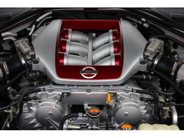 日産 GT-R ピュアエディション 後期仕様 VLENEボディキット 車高調