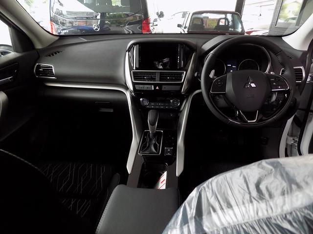 三菱 エクリプスクロス G 寒冷地 e-アシスト レーダークルーズ OP車両検知警報