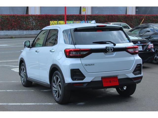 「トヨタ」「ライズ」「SUV・クロカン」「大分県」の中古車4