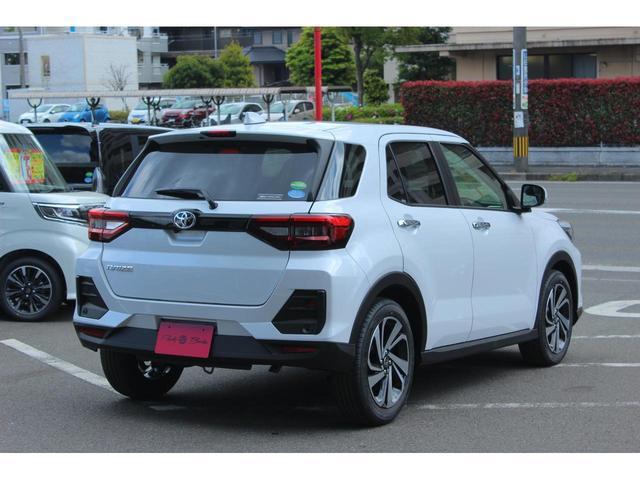 「トヨタ」「ライズ」「SUV・クロカン」「大分県」の中古車7