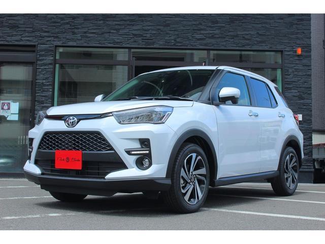 「トヨタ」「ライズ」「SUV・クロカン」「大分県」の中古車36
