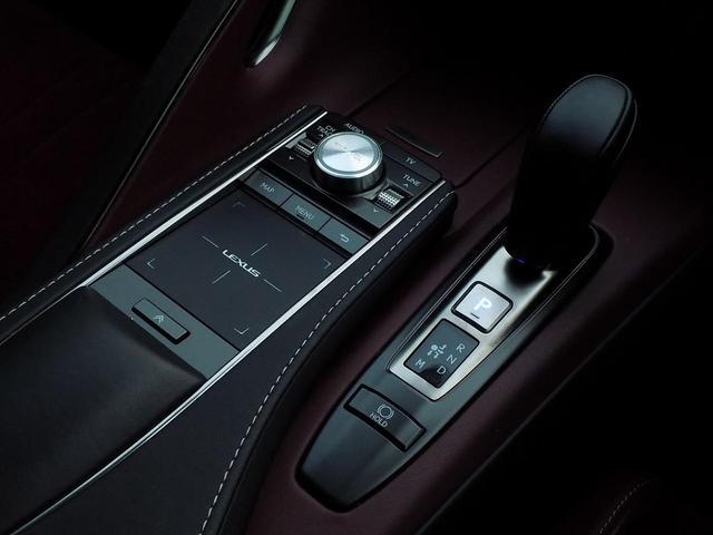 LC500 Sパッケージ OPマークレビンソン TRDエアロキット カールソン21inAW ワンオフマフラー RS-Rダウンサス アクティブRウイング カーボンルーフ 赤ハーフレザーシート セーフティシステム TVキット(18枚目)