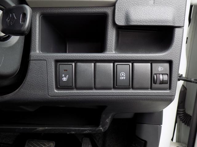 スズキ ワゴンR FX 社外ナビTV シートヒーター アイドリングストップ