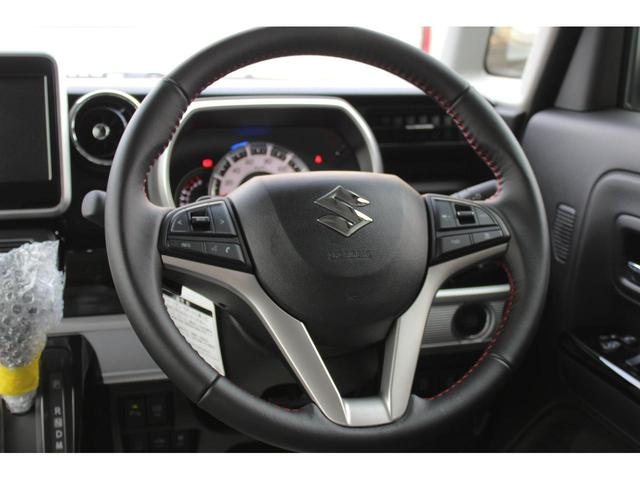 ハイブリッドXSターボ 届出済未使用車 デュアルカメラブレーキサポート 両側電動スライドドア  LEDヘッドライト シートヒーター パドルシフト スマートキー パークセンサー アダプティブクルーズコントロール 15inAW(19枚目)