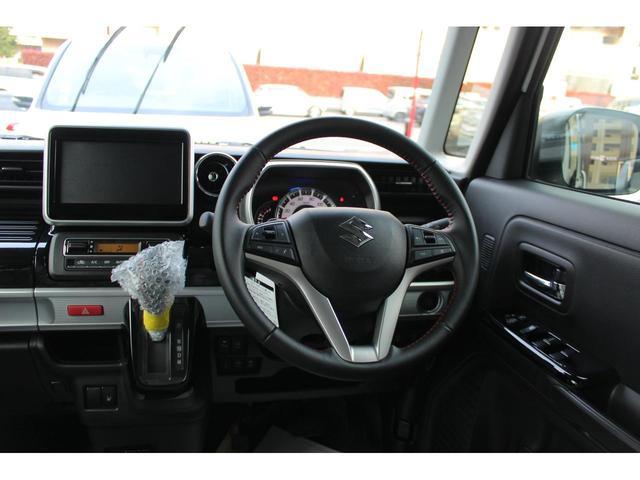 ハイブリッドXSターボ 届出済未使用車 デュアルカメラブレーキサポート 両側電動スライドドア  LEDヘッドライト シートヒーター パドルシフト スマートキー パークセンサー アダプティブクルーズコントロール 15inAW(23枚目)