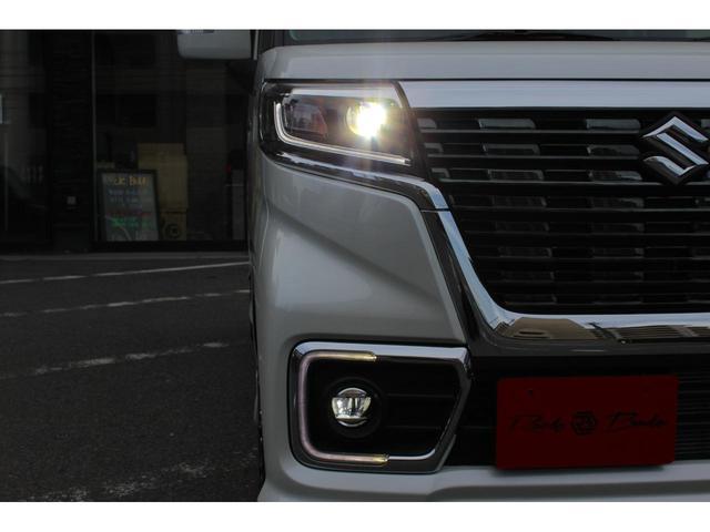 ハイブリッドXSターボ 届出済未使用車 デュアルカメラブレーキサポート 両側電動スライドドア  LEDヘッドライト シートヒーター パドルシフト スマートキー パークセンサー アダプティブクルーズコントロール 15inAW(31枚目)
