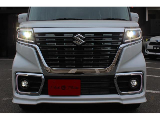 ハイブリッドXSターボ 届出済未使用車 デュアルカメラブレーキサポート 両側電動スライドドア  LEDヘッドライト シートヒーター パドルシフト スマートキー パークセンサー アダプティブクルーズコントロール 15inAW(32枚目)