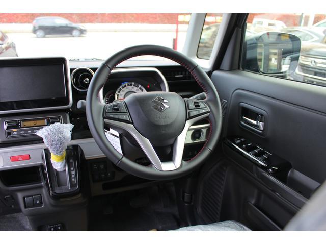 ハイブリッドXSターボ 届出済未使用車 デュアルカメラブレーキサポート 両側電動スライドドア  LEDヘッドライト シートヒーター パドルシフト スマートキー パークセンサー アダプティブクルーズコントロール 15inAW(26枚目)