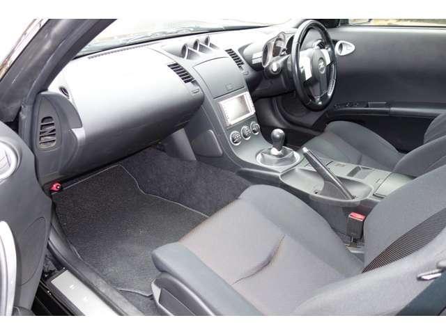 日産 フェアレディZ バージョンS 6速車 HDDナビ CD ETC