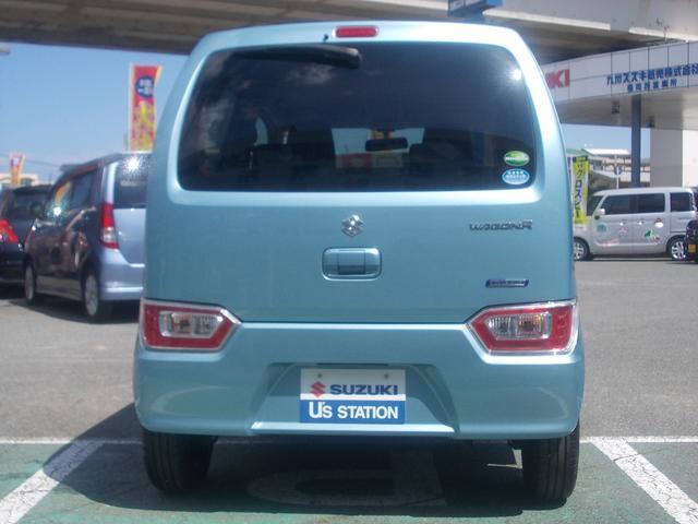 スズキ ワゴンR HYBRID FX シートヒーター キーレス 新車保証継承