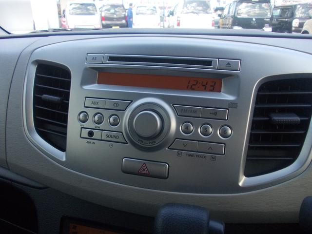 スズキ ワゴンR FX・4型・シートヒーター・CDオーディオ・OK保証付