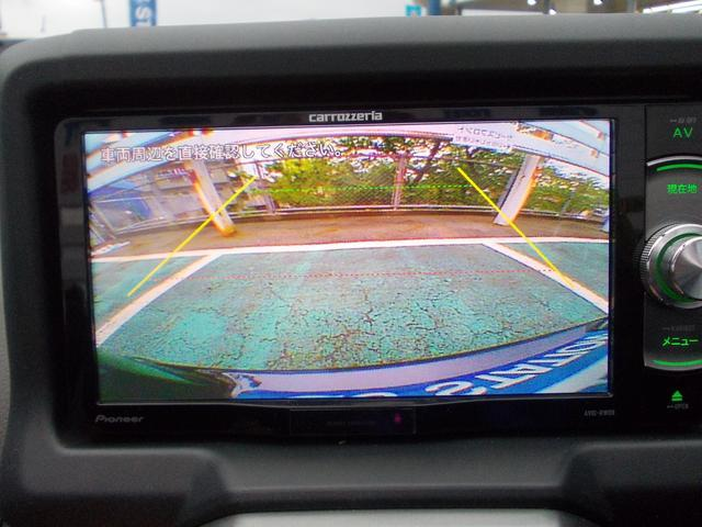バックカメラ付きです!駐車するときに役に立ちます!