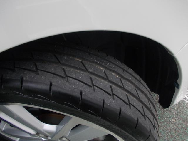 タイヤ溝もまだまだありますよ!