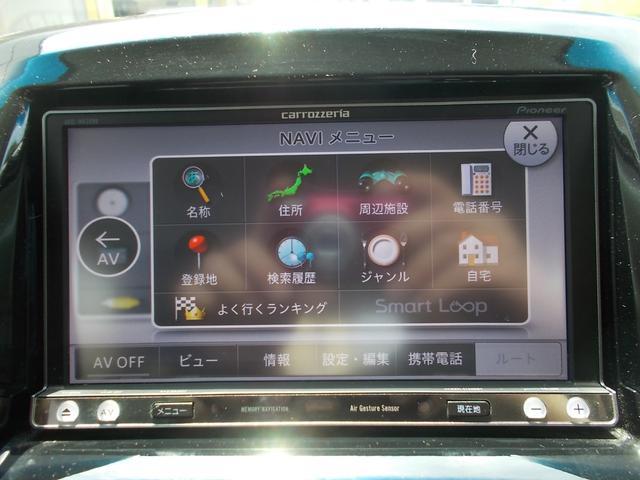 BANDIT-DJE 3型 1年保証・カロッツェリアナビ・4(5枚目)