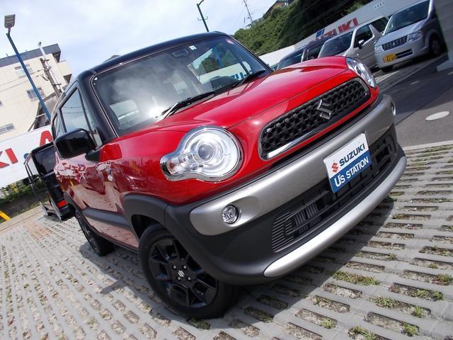 「スズキ」「クロスビー」「SUV・クロカン」「福岡県」の中古車10