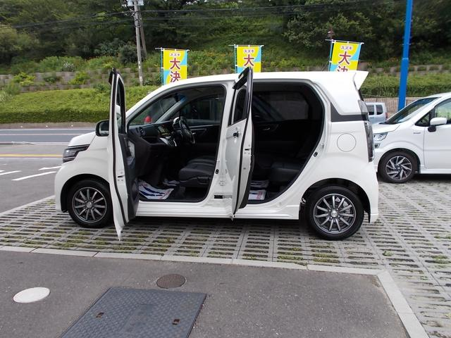 「ホンダ」「N-WGNカスタム」「コンパクトカー」「福岡県」の中古車8