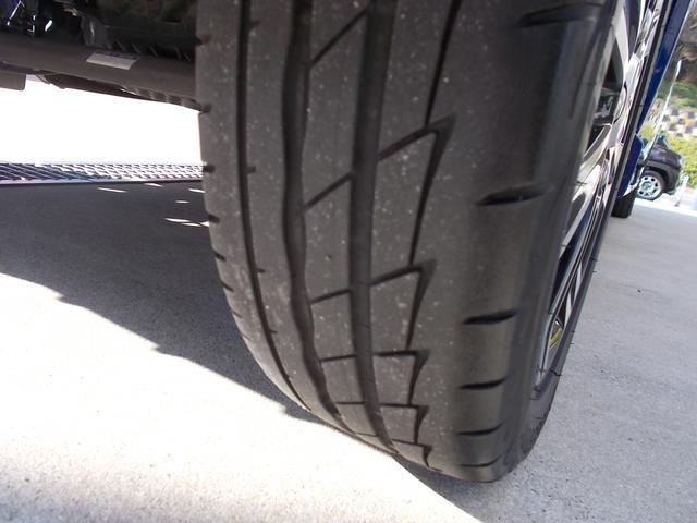 後ろタイヤです!タイヤの溝もまだまだありますよ!