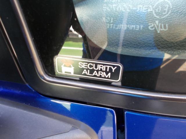 車両盗難防止も付いていますので安心ですよ♪