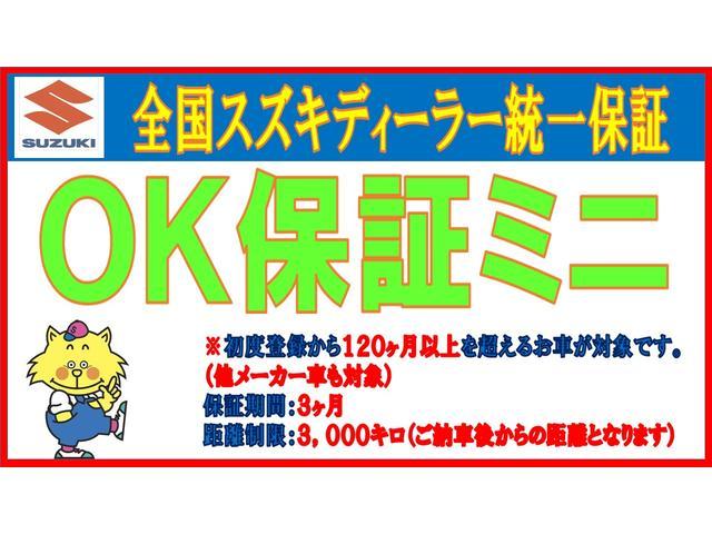 OK保証ミニは、3ヶ月3000キロの保証となっております!
