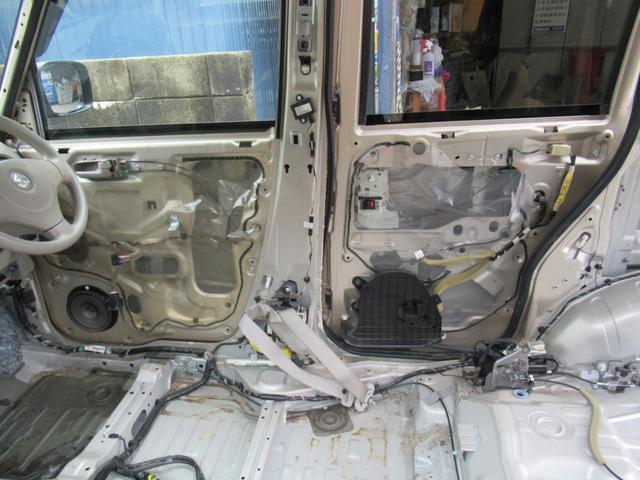 X GOO鑑定車 スマートキー 左パワースライドドア バックカメラ オートエアコン ETC プッシュスタート 実走行 事故無(74枚目)