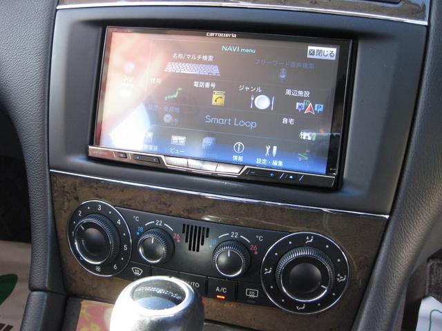 メルセデス・ベンツ M・ベンツ C230アバンギャルド SDナビ フルセグTV ハーフレザー