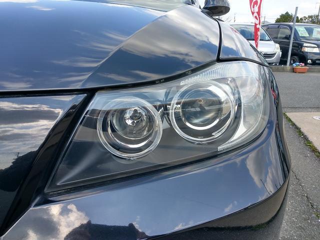 BMW BMW 320i キセノンライト パワーシート 内装シルバーパネル