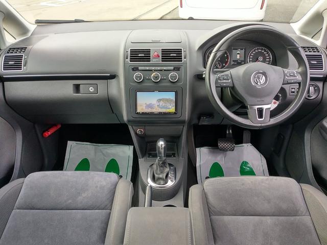 「フォルクスワーゲン」「VW ゴルフトゥーラン」「ミニバン・ワンボックス」「福岡県」の中古車2