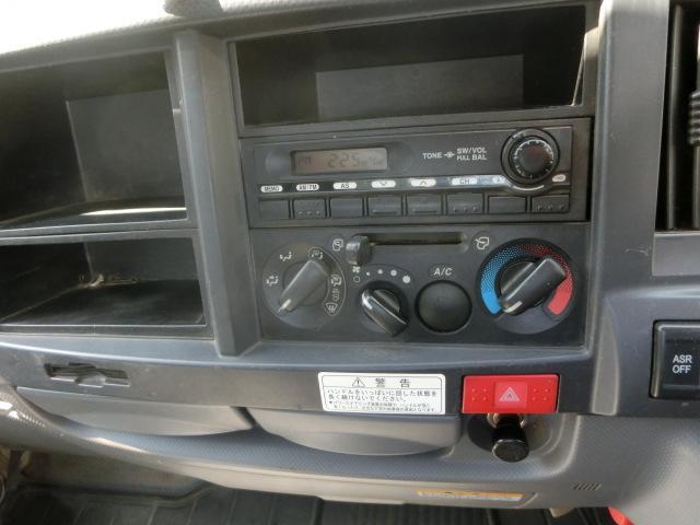 いすゞ エルフトラック バキューム
