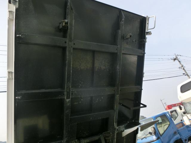 いすゞ エルフトラック 3tダンプ 全低床