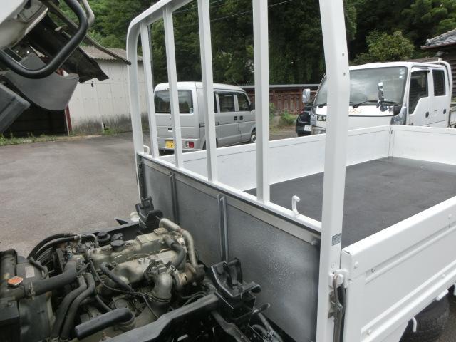 いすゞ エルフトラック 平ボデー
