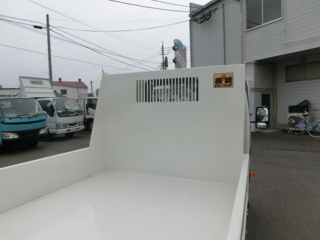 日野 デュトロ 2tダンプ 全低床 4WD