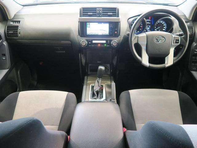 トヨタ ランドクルーザープラド TX アルジェントクロス ムーンルーフ