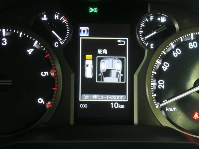 TX 登録済未使用車 4WD ディーゼル 7人乗り 電動ムーンルーフ クリアランスソナー ルーフレール LEDヘッド 禁煙車 純正17インチアルミ レーンアシスト(9枚目)