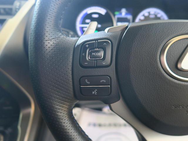 NX300h Fスポーツ メーカーナビ 角型三眼LEDヘッド パワーバックドア バックカメラ クルコン 専用革スポーツシート パワーシート シートヒーター 純正18インチアルミ スマートキー パドルシフト ビルトインETC(45枚目)