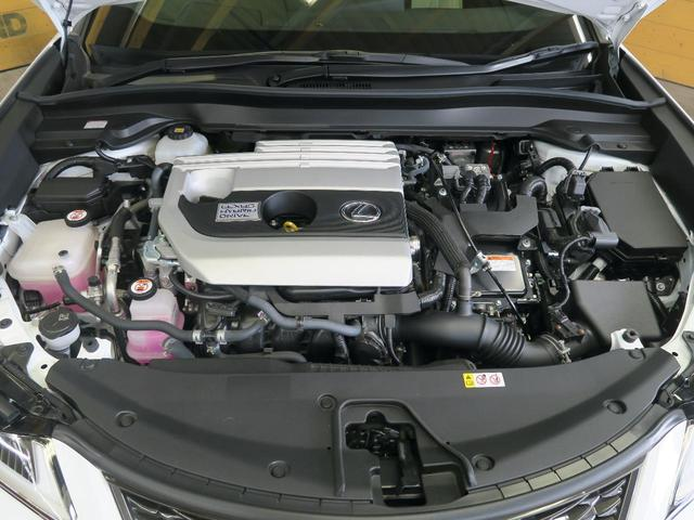 UX250h Fスポーツ メーカーナビ アラウンドビューモニター サンルーフ 衝突軽減 クリアランスソナー レーンアシスト ETC ホワイトレザーシート シートヒーター 純正18インチアルミ スマートキー(15枚目)