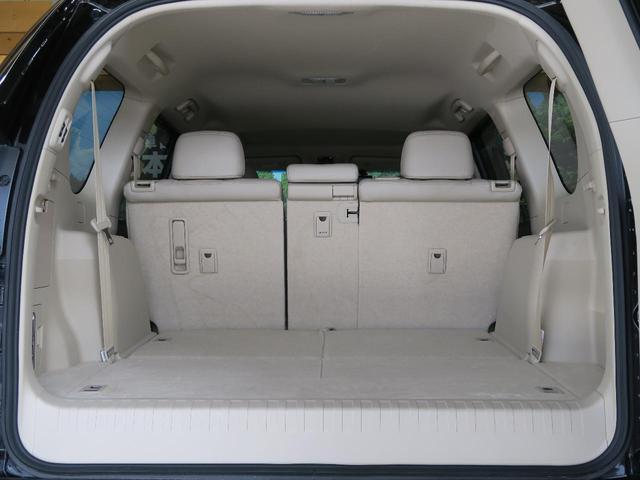 TX Lパッケージ BIG-X9型ナビ ムーンルーフ ルーフレール 7人乗り ベージュレザーシート 純正19アルミ クリアランスソナー 衝突軽減システム LEDヘッドランプ バックカメラ 禁煙車 レーダークルーズ(60枚目)