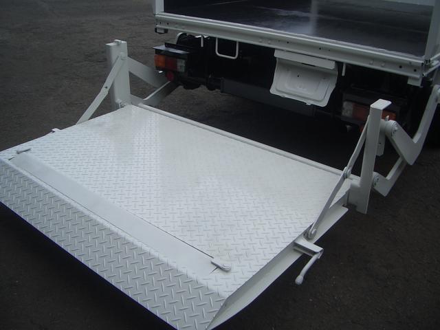 トヨタ ダイナトラック 1.15トン全低床Wキャブパワ-ゲ-ト