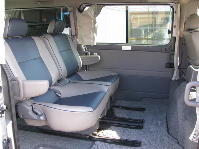 日産 キャラバン スーパーGXディーゼルターボ 4WD