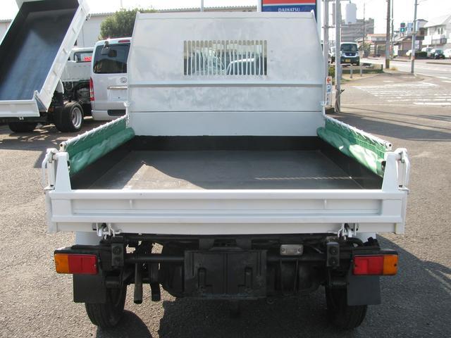 ダイハツ ハイゼットトラック ダンプ 4WD
