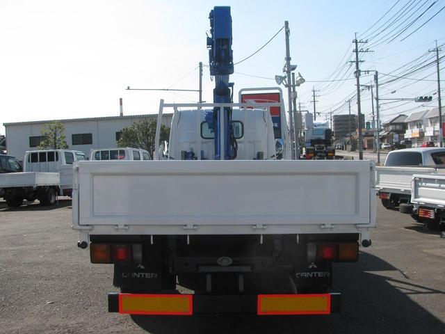 タダノ4段クレーン ラジコン フックイン 3.5t積(10枚目)